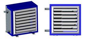 Топловъздушни апарати и калорифери